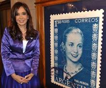 Presidenta Cristina Fernadez