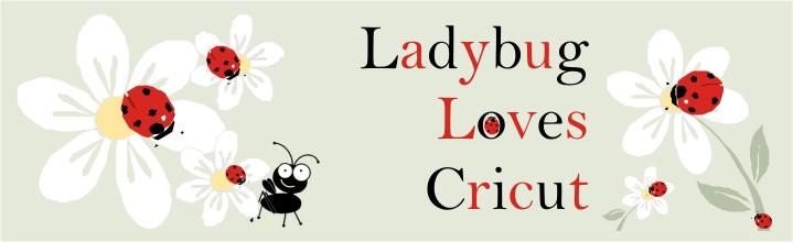 Ladybug Loves Cricut