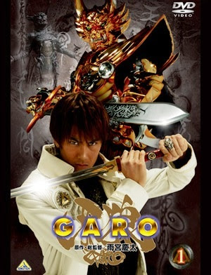 Garo, la saga del caballero dorado Garo