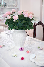 A Table of Roses