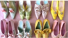Marie Antoinette Shoes