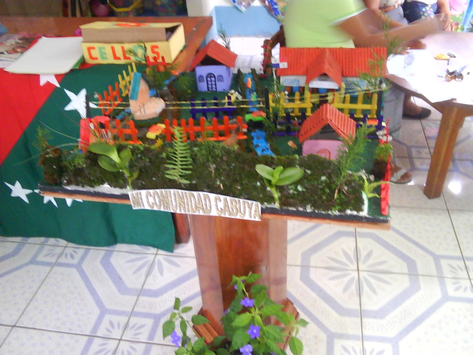 Titulo fin de proyecto for Maquetas de jardines