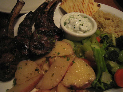 Dino's Greek and Italian Grill - Lamb Chops