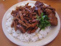 Sim Ba La - Stewed pork w/ bamboo shoots