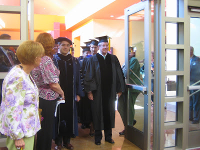 Thunderbird President Dr. Angel Cabrera and Steve Forbes