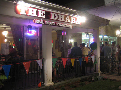 The Dhaba - exterior