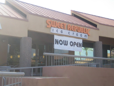 Sweet Republic - exterior