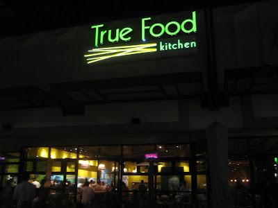 True Food - exterior