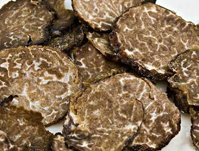 Oregon White Truffle slices
