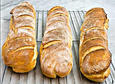 Old-Fashioned Baguettes
