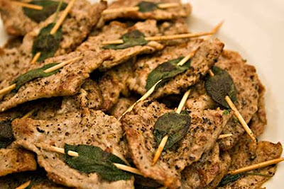 Pork and Sage Bites