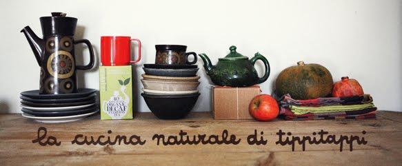 le ricette naturali di tippitappi