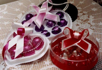 Caixas de bombons especiais