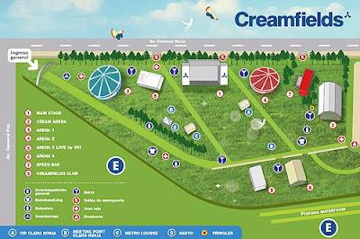 horarios creamfields buenos aires: