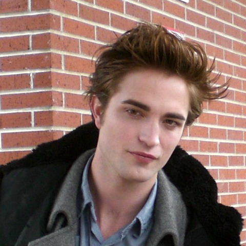 Robert Pattinson Model on Robert Pattinson
