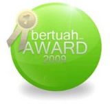 Bertuah Awards 2009