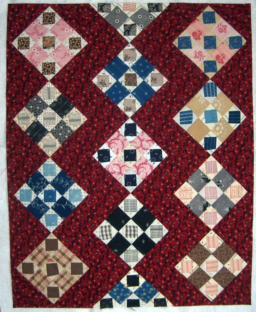 Humble Quilts: Strawberry Fields Quiltalong! : humble quilts - Adamdwight.com
