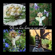 Lavender Fairy Cupcakes