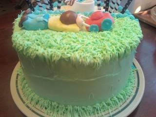 Pinky Promise Cakes Fathers dayBirthday cake