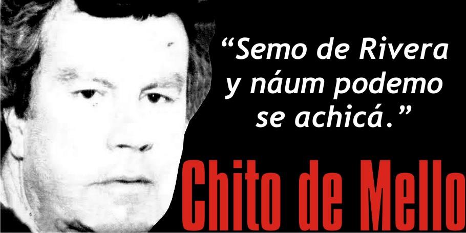 CHITO DE MELLO