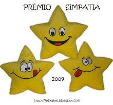 """"""" PRÉMIO SIMPATIA 2009"""""""