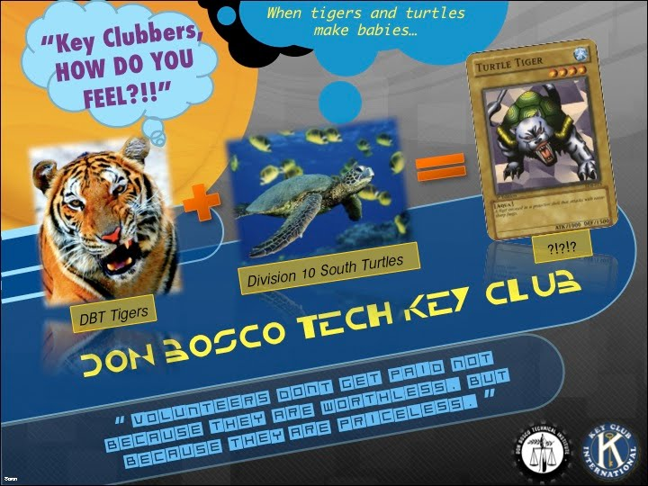 Don Bosco Tech Key Club
