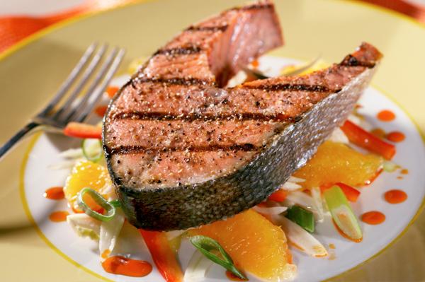 写真:魚料理
