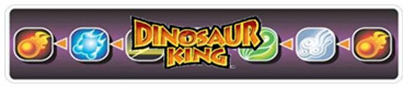 Dinosaur King Fanon by justImagine