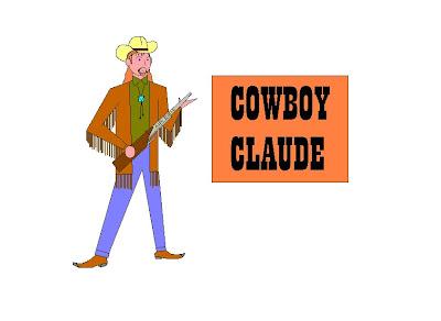 Cowboy Claude