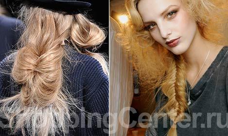 Жіночі зачіски на фото модні зачіски