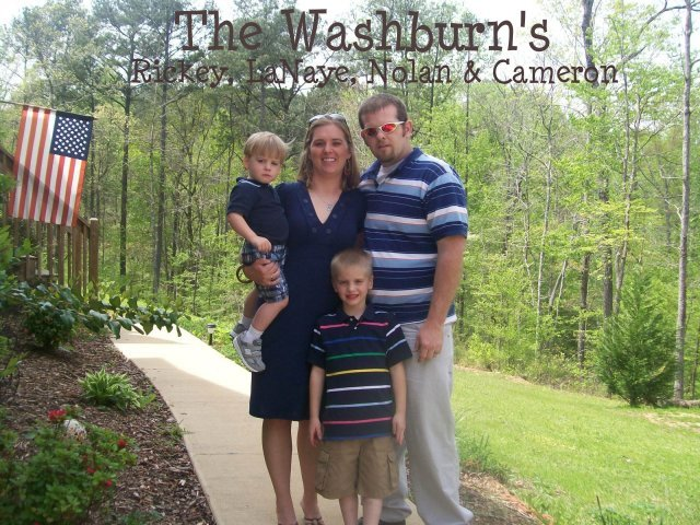 The Washburn's