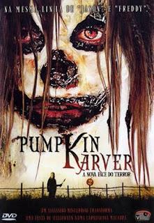 Pumpkin Karver: A Nova Face do Terror – Dublado