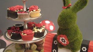 Betty Blythe Tea Rooms London