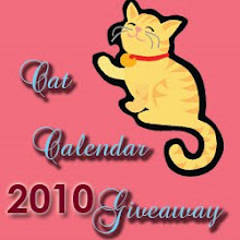 Catlina's Cat Calendar Give Away!