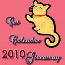 Catlina's Cat Calendar Give Away!