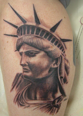 Liberty tattoo