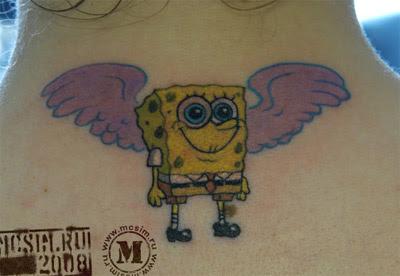 Funy tattoo
