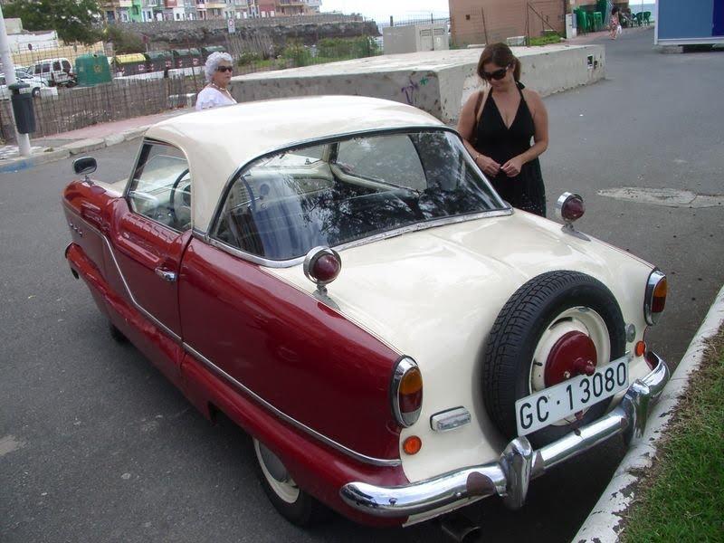 Club de Automóviles Antiguos y Clásicos de Telde: Exposición en la ...