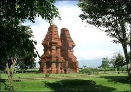 Wringin Lawang Temple