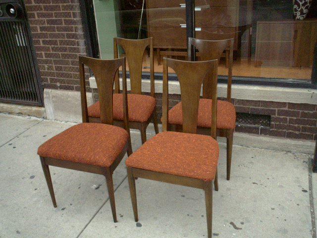 BRASILIA Dining Chairs