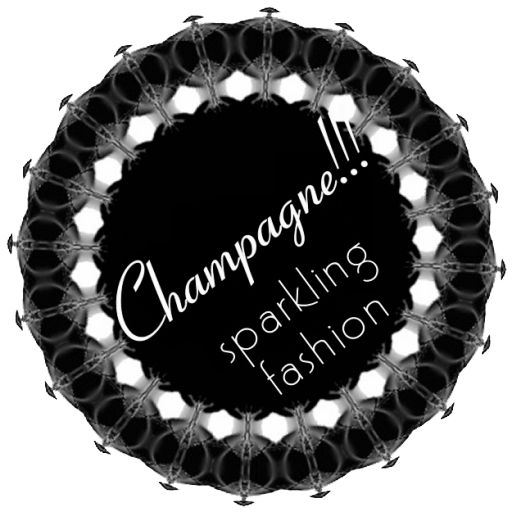 CHAMPAGNE! Sparkling Fashion