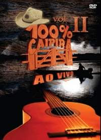 100% Caipira   Vol. 2 (Audio DVD) | músicas