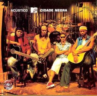 Download CD   Cidade Negra – Acústico MTV | músicas