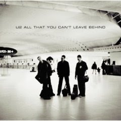 U2 – All That You Can't Leave Behind (2000)