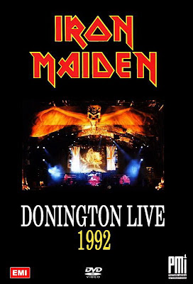 Iron Maiden - Donington Live 1992