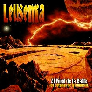 Leusemia - Al Final de la Calle - los sótanos de la angustia