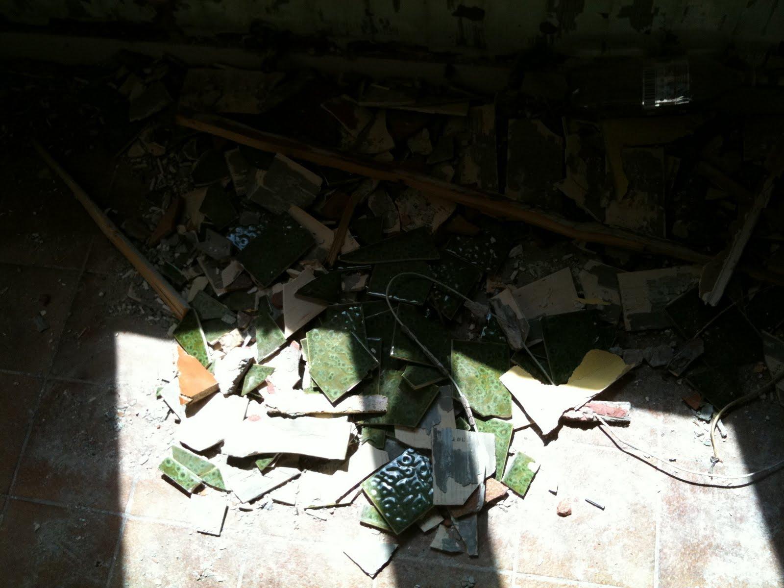 Zaans Huis: Klusdag 4 - stevige plafonds