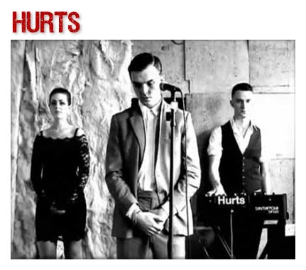 "Post Thumbnail of HURTS - ""Wonderful life"""