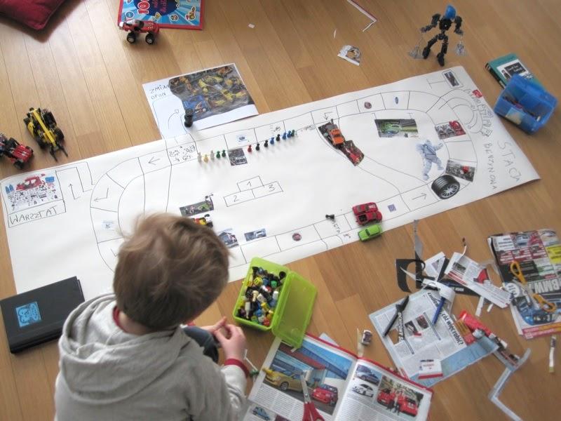 TEKTUROWO Katarzyna Bury  projekt tektura & papier Zrób to sam gra pla   -> Kuchnia Dla Dziecka Zrob To Sam
