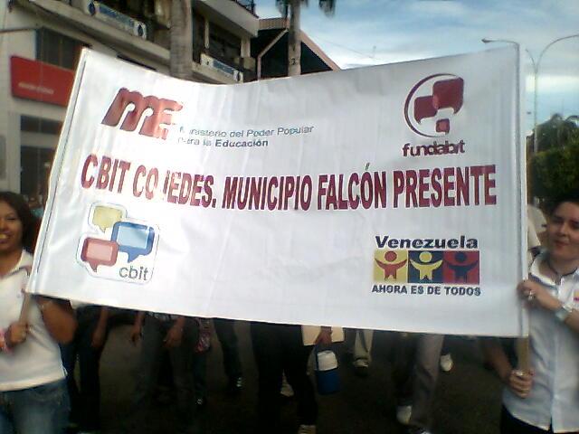 CBIT  Municipio Falcón ...siempre presente!!!